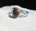 Tourmaline Sterling Silver Ring SSR116