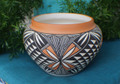 Native American Made Acoma Pot