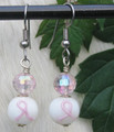 Breast Cancer Awareness Earrings ER111