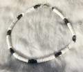Clam Shell and Hematite Necklace