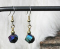 Crystal Iris Earrings ER118