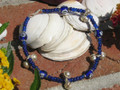 Blue Jingle Anklet A115