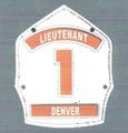 HAMER LIEUTENANT FRONT