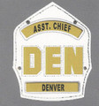 DIA ASST. CHIEF FRONT