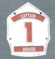 TOWER CAPTAIN FRONT