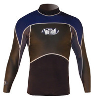 Men's 1.5mm L/S NeoSkin - Black/Navy (G16)