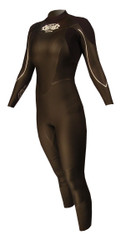 Women's Jet Stream 5/3/2mm Fullsuit - Black (G10)