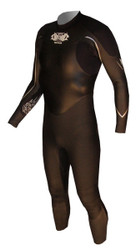 Men's Jet Stream 5/3/2mm Fullsuit - Black (G07)