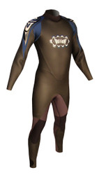 Men's Past Season 4/3 Spirit Fullsuit - Blue (H05)