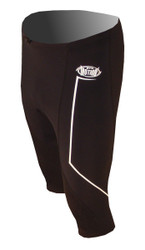 2mm Below Knee Charger Shorts - Black (G13)