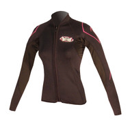 Women's 1.5mm SUP Jacket - Pink (H97)