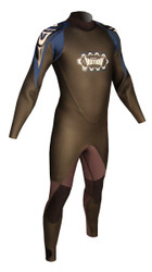 Men's Past Season 5/3 Storm Fullsuit - Blue (H02)