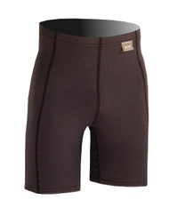 Polar Fuzz Shorts - Black (J11)