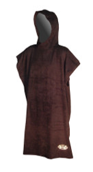 Hooded Changing Towel - Black (K06)