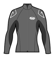 Men's 1.5mm SUP Jacket - Black (H60)