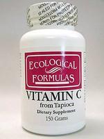 Vitamin C (from tapioca) 150g