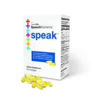 Speak Softgels