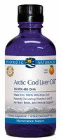 Arctic Cod Liver Oil Orange 8oz