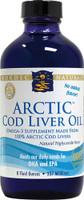 Arctic Cod Liver Oil 8oz