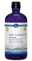 Arctic Cod Liver Oil Orange 16oz