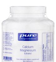 Calcium Magnesium Citrate