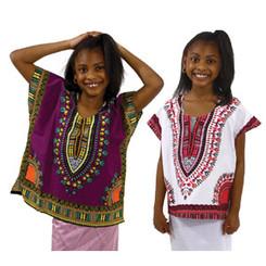 Children Traditional Dashiki (Unisex)