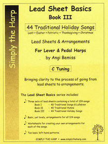 Lead Sheet Basics, Book 3 (C Tuning)