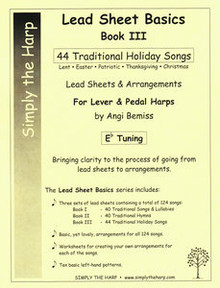 Lead Sheet Basics, Book 3  (Eb Tuning)