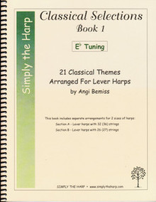 Classical Selections, Angi Bemiss, Eb Tuning, Book 1
