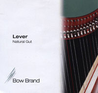 Bow Brand Lever Gut- 2nd Octave B