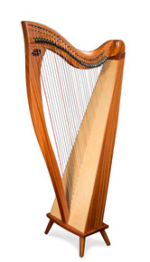 Dusty Strings Crescendo 34 - BUILD YOUR HARP