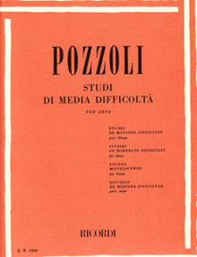 Pozzoli: Studies of Moderate Difficulty (Studi di Media Difficolta)