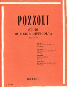 Pozzoli: Studies of Moderate Difficulty (Studi di Media Difficolta)
