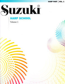 Suzuki Harp School Volume 1