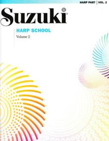 Suzuki Harp School Volume 2