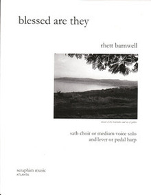 Blessed Are They (SATB/Solo)- Barnwell