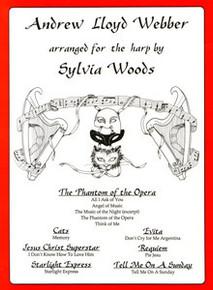 Andrew Lloyd Webber by Sylvia Woods