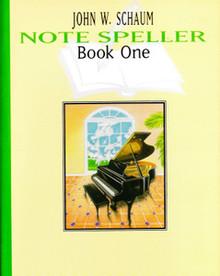 Note Speller- Book 1