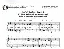 Comfort Medley- Angi Bemiss