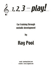 1, 2, 3- Play! by Ray Pool