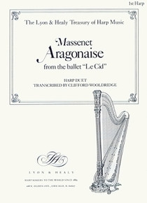 Aragonaise from Le Cid by Massanet / Clifford Woolridge