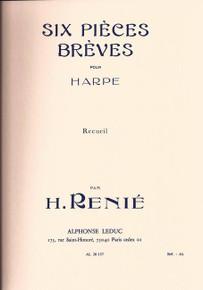 Six Pièces Brèves, Renie
