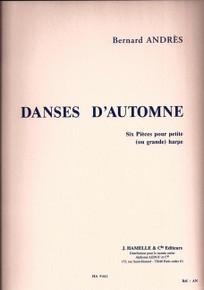 Danses d'Automne by Bernard Andres