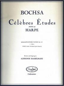 Bochsa - Celebres Etudes (Forty Studies, Book 2)