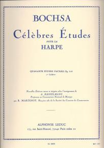 Bochsa - Celebres Etudes (Forty Studies, Book 1)