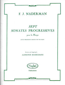 Sept Sonates Progessives by F.J. Naderman