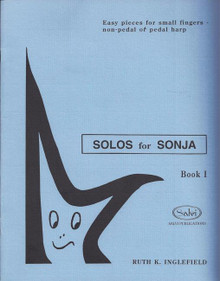 Solos for Sonja  Book 1 by Ruth K. Inglefield
