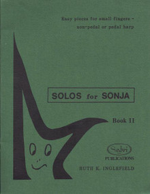 Solos for Sonja  Book 2 by Ruth K. Inglefield