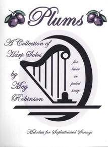 Plums by Meg Robinson
