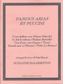 Famous Arias by Puccini arranged by Suzanne Balderston